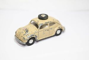 Spot On Triang Volkswagen Beetle Rally Car - Nice Vintage Original Model