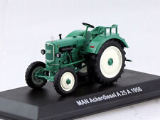 MAN Ackerdiesel A 25 A 1956 Year German Tractor Farm Vehicle 1:43 Scale HACHETTE