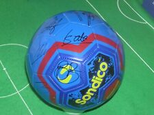 More details for ball signed by 12 leeds united fc 2021/22 squad incl bamford