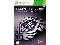 Jeux vidéo pour Microsoft Xbox 360, THQ