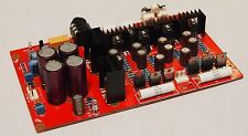 SE MOSFET Class A headphone amplifier /preamplifier stereo assembled !