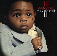 LIL WAYNE-THA CARTER III-ED DX CD NEW