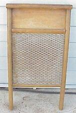 Antique Silver Cup Scrub / Wash Board Tiffin Oh Ohio.