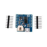 WeMos D1 mini Single Lithium Battery Charging Board D1 Lithium Battery BoosA Wv