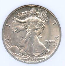 1918-S Walking Liberty Half Dollar, NGC MS 62