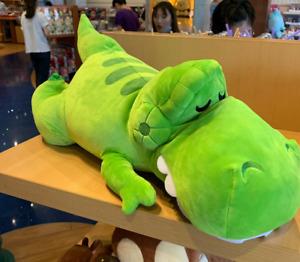 Disney Toy Story Rex Green Dinosaur Cuddleez 46cm Large Plush Doll
