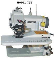 Portable Blind Hem Stitch Hemmer Machine Consew 75T