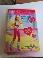 Vintage Barbie 1992 Valentines Day Cards Cleo Mattel Unopened Package