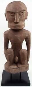Nias - animistische Häuptlingsfigur - ca. 60 cm hoch