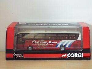 1/76 Corgi Original Omnibus OM45905 Van Hool T9 West Coast Motors Campbeltown