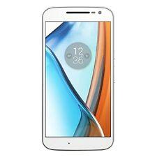 Lenovo Motorola Moto G xt1622 4gen White Android telefono cellulare smartphone senza contratto