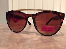 New Betsey Johnson Tortoise Brown Lens Sunglasses NWT