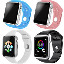 Smart Wrist Watch Camera Bluetooth SIM GSM Phone For iPhone Android Samsung LG