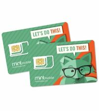Mint Mobile Starter Kit, Verify Compatibility with Our Talk, Text & Data Plans