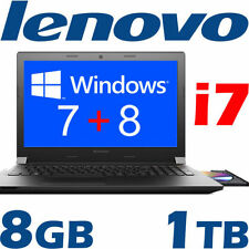 Lenovo Windows 10 Intel Core i7 4th Gen. PC Laptops & Notebooks