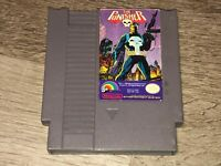 The Punisher Nintendo Nes Cleaned & Tested Authentic