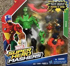 NEW Marvel Super Hero Mashers Drax and Nova figure