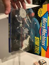1993 Micro Machines STAR TREK The Original Star Trek Galoob 65825 MIC Sealed