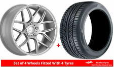 A4 Inovit Aluminium Wheels with Tyres