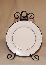 """noritake 7087 trudy 6 3/8"""" bread and butter plate excellent japan"""
