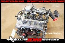 JDM 03-06 Nissan Sentra QG18DE 1.8L DOHC Engine QG18 Primera Motor B15 N16