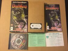 3do Deathkeep Advance Dungeons And Dragons Death Keep Complete Cib Long Box