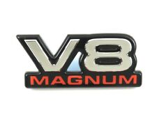 Genuine New DODGE V8 MAGNUM WING BADGE Durango 1997-2002 Dakota 1997-2000