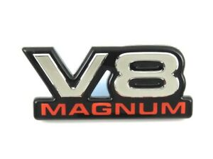 Genuine New DODGE V8 MAGNUM WING BADGE Durango 1997-2002 Dakota 1997-2000