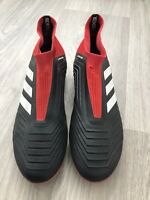 adidas predator Laceless football boots Size 5.5 UK