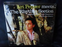 Art Pepper – Meets The Rhythm Section