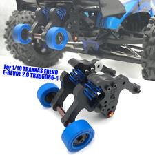For 1/10 TRAXXAS EREVO E-REVOE 2.0 TRX86086-4 Double Wheel Wheelie Bar Assembly