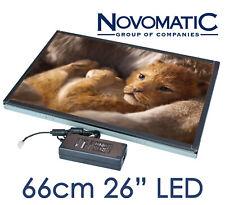 """Novomatic 400526008 66cm 26 """" LED Monitor FHD 16:10 1920x1200 Slot Machine V120"""