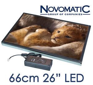 """Novomatic 400526008 26in 26 """" LED Monitor FHD 16:10 1920x1200 Slot Machine V120"""