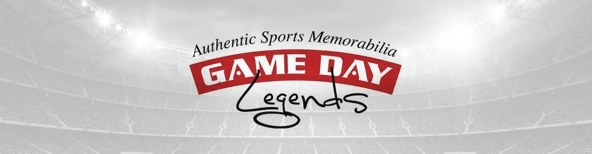 GameDayLegends.com on the web