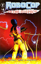 ROBOCOP Prime Suspect #4 (of 4) - Back Issue