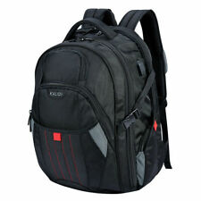 """KALIDI Laptop Backpack Shockproof with USB port Large Capacity for 17.3"""" Laptop"""