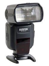 SUNPAK df3600u hybride FLASH POUR CANON & Nikon appareils photo DSLR
