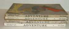 Adventure Pulp, Mar., 10th, 1923, Pendexter, Surdez, Newsome, VG/FN