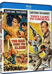 MAN FROM THE ALAMO / THEY C...-MAN FROM THE ALAMO / THEY (US IMPORT) Blu-Ray NEW