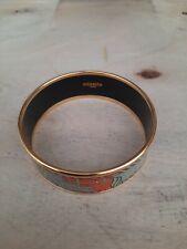 hermes enamel bracelet never worn