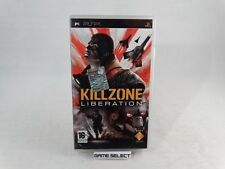 KILLZONE LIBERATION PRIMA STAMPA SONY PSP PLAYSTATION PAL ITA ITALIANO COMPLETO