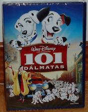 101 DALMATAS CLASICO DISNEY Nº 17 DVD NUEVO PRECINTADO (SIN ABRIR) R2