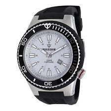 POSEIDON Armbanduhr XL, Analog, Quarz, Silikon, 15Bar, UP00618