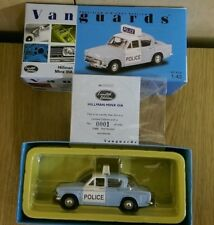 Corgi VA06805 Hillman Minx IIIA Somerset County Constabulary Ltd Ed 0001 of 2900