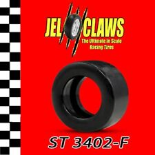 Jel Claws ST-3402-F 1/24 Scale Slot Car Tires for H & R Racing Chassis