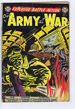 Our Army at War #15 DC 1953