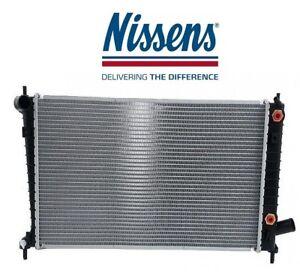 For SAAB 9-5 2.3l Radiator w/ Automatic Transmission NISSENS Brand New