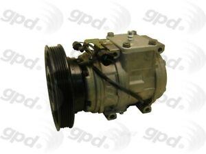 A/C  Compressor And Clutch- New Global Parts Distributors 7511848