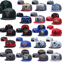 New 3D Embroidered LA Los Angeles Logo Hat Adjustable Baseball Cap Snapback Flat