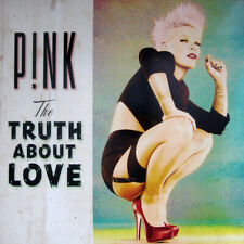 Pink - The Truth About Love 2 x LP - Colored Vinyl Album SEALED NEW Record P!nk
